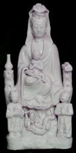 Mria Kannon — az irgalmas Buddhának álcázott Mária szobor
