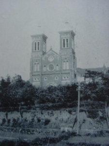 Az 1864-ben felépült katedrális